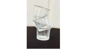 Image of a Clear Votives