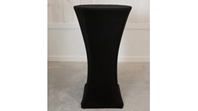 Image of a Black / White Cocktail Table
