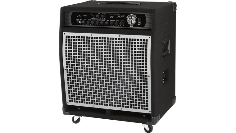 Picture of a WorkingPro Amp