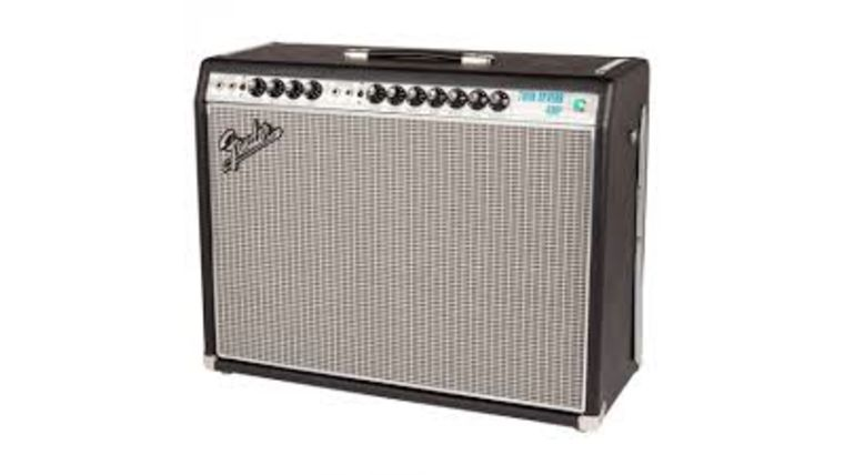 Picture of a Fender Amp