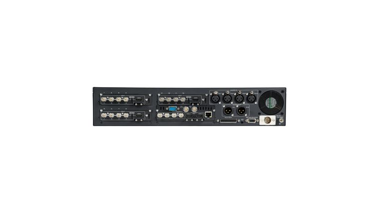 Picture of a 8 Channel HD/SD SDI Switcher