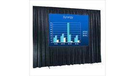 Image of a Da-Lite 9 x 12 Rear Screen 4:3 Projection Screens