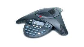 Image of a Polycom Soundstation