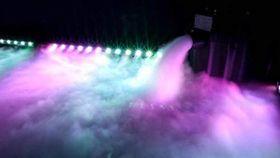 Image of a Chauvet Nimbus Dry Ice Fog Machine