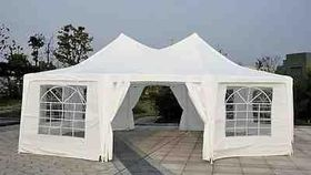Image of a 29 x 21 Tent