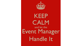 Image of a Event Manager