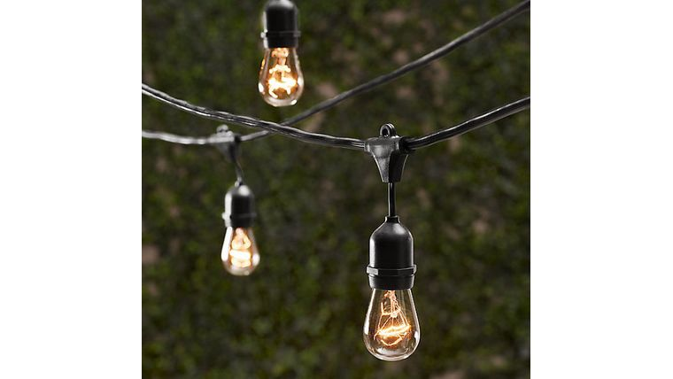 Picture of a Bistro Lights