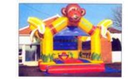 Image of a Giant Monkey Bounce 20' x 23' Bouncer