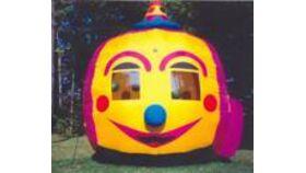 Image of a Balloon Typhoon 8' x 8'