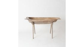 Image of a Ansel Dough Bowl on Stand