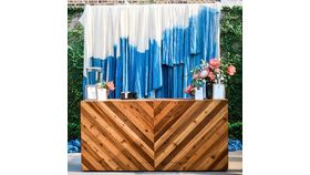 Image of a Brodie Cheesecloth Backdrop