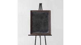 Image of a Brown Framed Chalkboard
