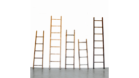 Image of a Robinson Ladders, set of 5