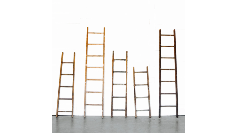 Picture of a Robinson Ladders, set of 5