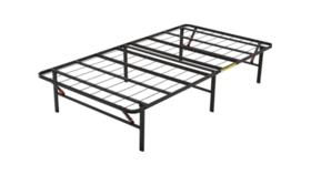 Image of a Foldable Metal Platform Bed Frame, Twin