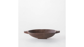 Image of a African Wooden Bowl