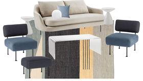 Image of a Azul Lounge