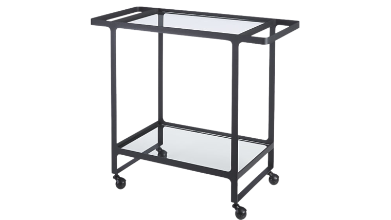 Picture of a Bell's Bar Cart