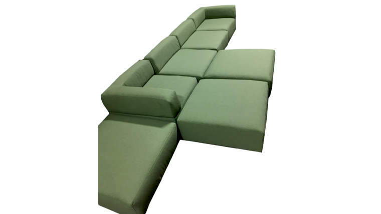 Picture of a Aviator Modular Sectional Sofa