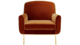 Image of a Aperol Lounge Chair