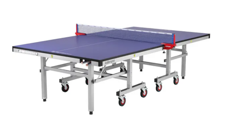 Picture of a Ping Pong Table