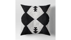 Image of a OVERSIZED GEOMETRIC PILLOW