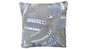 Image of a BEADED & SEQUIN PILLOWS