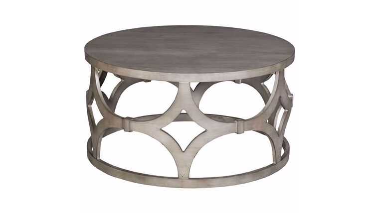 Picture of a GREYWASH COFFEE TABLE