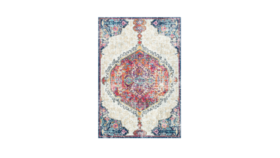 Image of a Corinthian Medallion Rug