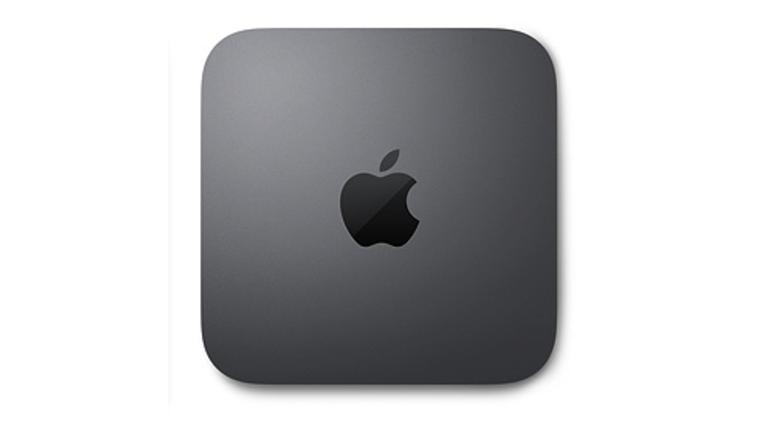Picture of a Mac Mini - 002