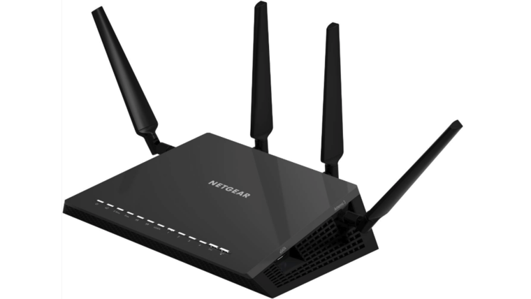 Picture of a NETGEAR ROUTER - 002