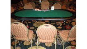 Image of a Texas Hold'em Poker w/Dealer