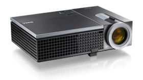 Image of a Dell 1610HD HDMI Projector