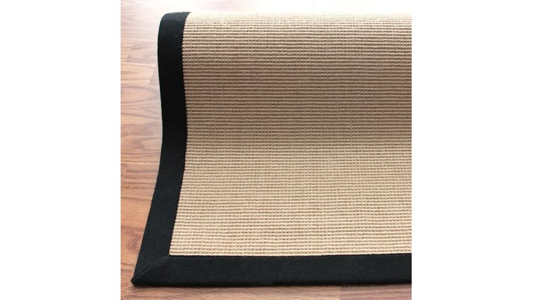 Picture of a 8x10' Jute Rug