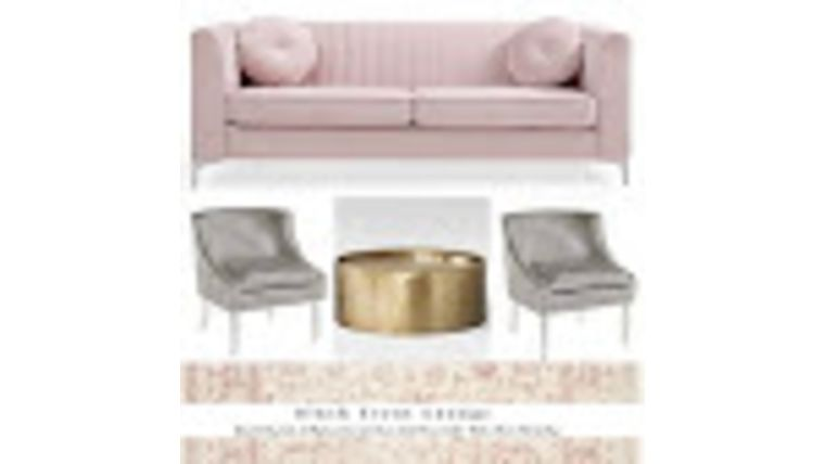 Picture of a Blush Event Lounge