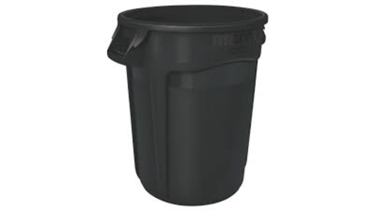 Picture of a 44 Gallon Trash Can