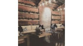 Image of a Boho Lounge