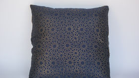 Image of a BLUE PILLOW