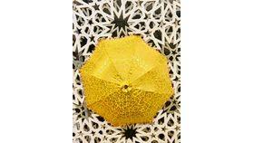Image of a GOLD/YELLOW UMBRELLA