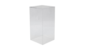 Image of a Acrylic Pedestal - Large