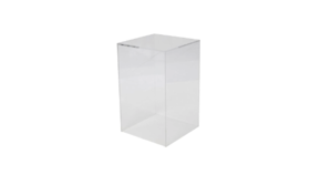 Image of a Acrylic Pedestal - Medium