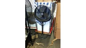 "Image of a 30"" Standing Fan Fans"