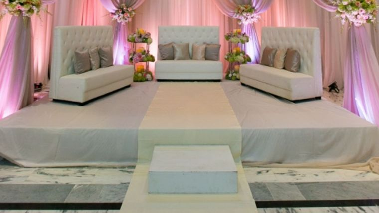 Picture of a Bridal Step