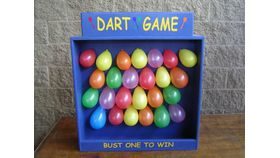 Image of a Dart Balloon Game