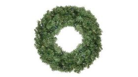 Image of a Artificial Christmas Wreaths 3'