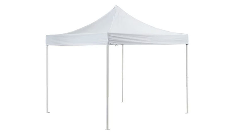 Picture of a 10' x 10' EZ Pop-Up Canopy