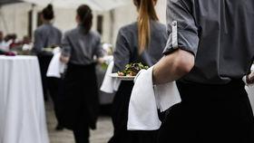 Image of a Wait Staff