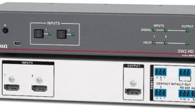 Image of a HDMI Switcher