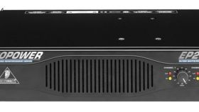 Image of a Europower 2400 Wats Amp