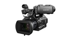 Image of a Sony XDCM Video Camera